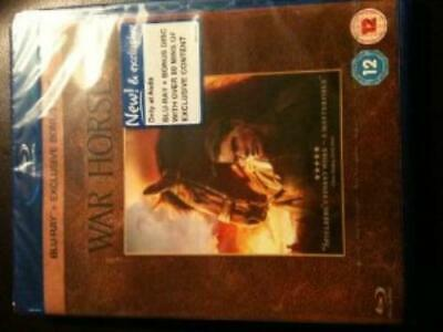 War Horse 2 Disc BD Retail (ASDA EXCL) [ Blu-ray Expertly Refurbished Product • 2.30£