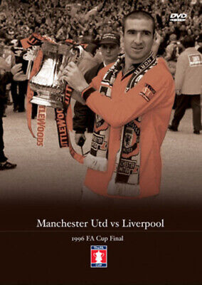FA Cup Final: 1996 - Manchester United Vs Liverpool DVD (2005) Manchester • 2.86£