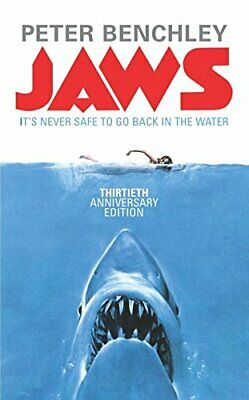 £4.99 • Buy Jaws By Benchley, Peter Paperback Book The Cheap Fast Free Post