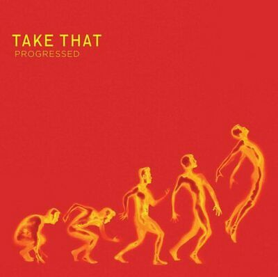 Take That : Progressed CD Deluxe  Album 2 Discs (2011) FREE Shipping, Save £s • 2.06£