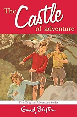 £3.59 • Buy The Castle Of Adventure By Enid Blyton 0330446304