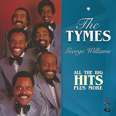 £7.22 • Buy The Tymes : All The Big Hits Plus More CD (2014) ***NEW*** Fast And FREE P & P