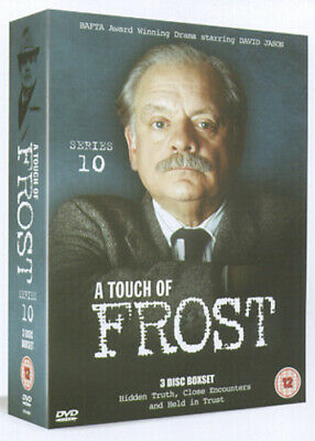 £4.36 • Buy A Touch Of Frost: The Complete Series 10 DVD (2004) David Jason, Harrison (DIR)