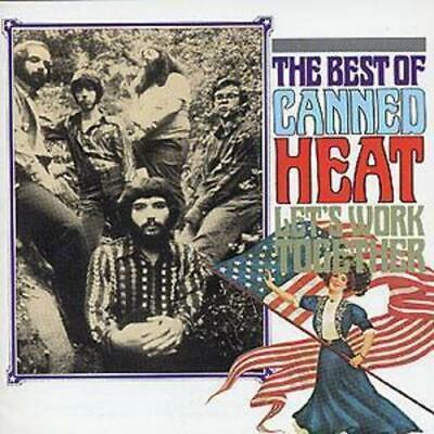 £3.48 • Buy Canned Heat : Let's Work Together: (THE BEST OF CANNED HEAT) CD (1989)