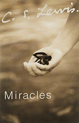 £6.09 • Buy Miracles By Lewis, C. S. Paperback Book The Cheap Fast Free Post