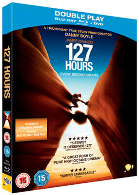 127 Hours Blu-ray (2011) James Franco, Boyle (DIR) Cert 15 Fast And FREE P & P • 2.32£