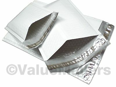 $ CDN50.97 • Buy 100 #5 Poly Airjacket Bubble Padded Envelopes Mailers 10.5x16 100 % Recyclable