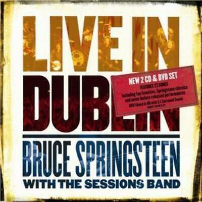 Bruce Springsteen With The Sessions Band : Live In Dublin [2cd + Dvd] CD 3 • 6.14£