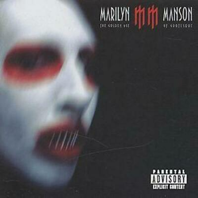 £2.10 • Buy Marilyn Manson : The Golden Age Of Grotesque CD (2003) FREE Shipping, Save £s