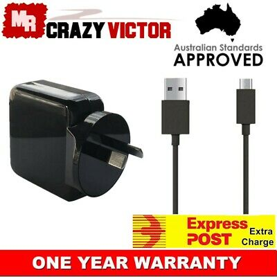 AU19.95 • Buy Wall Power Charger Adapter Supply For HP Slate 7 2800 2801 Android Tablet