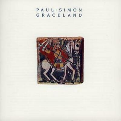Paul Simon : Graceland (Remastered And Expanded) CD (2004) Fast And FREE P & P • 3.48£