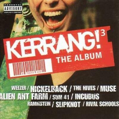£2.31 • Buy Various Artists : Kerrang! 3: The Album CD Highly Rated EBay Seller Great Prices