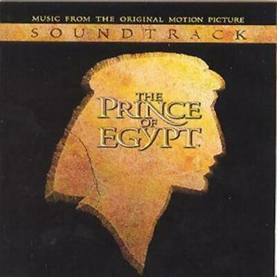 Various Artists : The Prince Of Egypt: Original Soundtrack CD (1998) Great Value • 2.56£