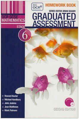 Graduated Assessment For Two Tier GCSE Mathematics For... By Mark Patmore CD-ROM • 5.49£