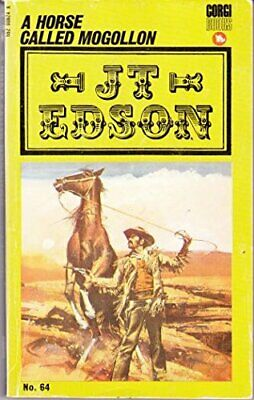 £7.99 • Buy A Horse Called Mogollon By Edson, J. T. Paperback Book The Cheap Fast Free Post