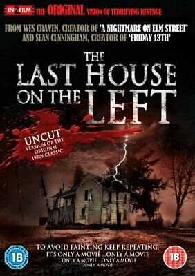 £3.49 • Buy The Last House On The Left: Uncut [DVD] - DVD  FSVG The Cheap Fast Free Post