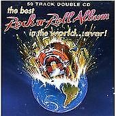 £2.07 • Buy Various : The Best Rock N Roll Album In The World. CD FREE Shipping, Save £s