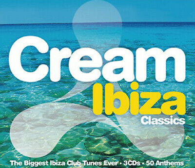 Various Artists : Cream Ibiza Classics CD 3 Discs (2005) FREE Shipping, Save £s • 2.54£