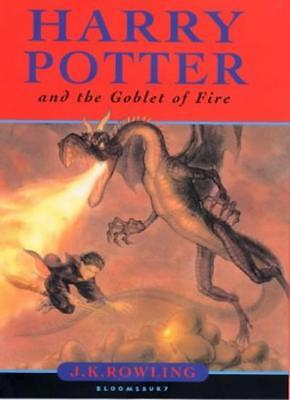 $ CDN5.28 • Buy Harry Potter And The Goblet Of Fire (Book 4) By J. K. Rowling. 9780747546245