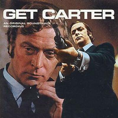 Roy Budd : Get Carter: MOTION PICTURE SOUNDTRACK CD (1998) Fast And FREE P & P • 4.11£