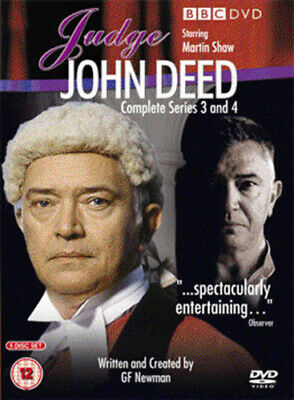 £4.90 • Buy Judge John Deed: Series 3 And 4 DVD (2008) Cert 12 5 Discs Fast And FREE P & P