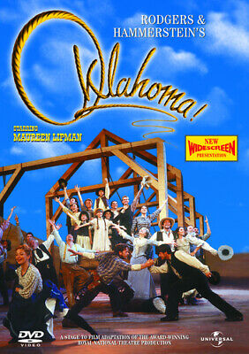 £4.29 • Buy Oklahoma! DVD (2013) Richard Rodgers Cert E Incredible Value And Free Shipping!