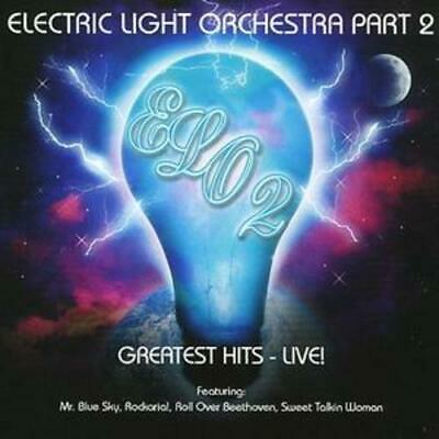 £2.47 • Buy Electric Light Orchestra : Greatest Hits Live CD (2007) FREE Shipping, Save £s