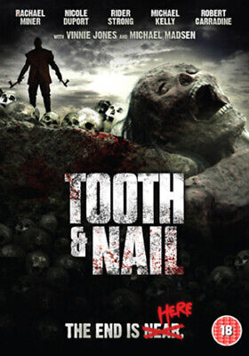 Tooth And Nail DVD (2009) Michael Madsen, Young (DIR) Cert 15 Quality Guaranteed • 2.48£