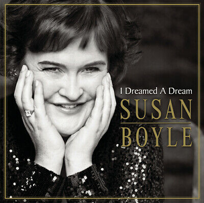 Susan Boyle : I Dreamed A Dream CD (2009) Highly Rated EBay Seller Great Prices • 1.70£