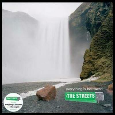 The Streets : Everything Is Borrowed CD (2008) Expertly Refurbished Product • 2.42£