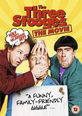 The Three Stooges DVD (2013) Will Sasso, Farrelly (DIR) Cert 12 Amazing Value • 2.02£