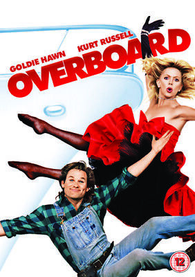 £2.45 • Buy Overboard DVD (2001) Goldie Hawn, Marshall (DIR) Cert 12 FREE Shipping, Save £s