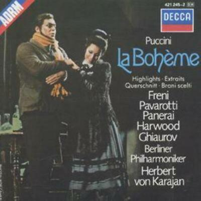 Giacomo Puccini : La Boheme CD (1989) Highly Rated EBay Seller Great Prices • 2.14£