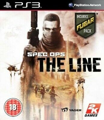 £8.71 • Buy Spec Ops: The Line (PS3) Shoot 'Em Up Highly Rated EBay Seller Great Prices