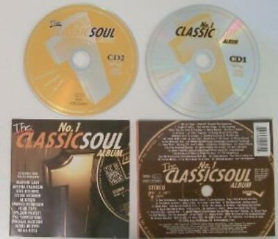 Various : No.1 Classic Soul Album CD Highly Rated EBay Seller Great Prices • 2.03£