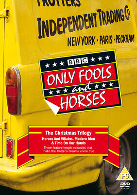 Only Fools And Horses: The Christmas Trilogy DVD (2004) David Jason, Dow (DIR) • 4.71£