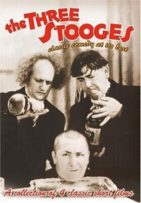 £2.20 • Buy The Three Stooges: Four Classic Shorts DVD (2005) The Three Stooges, Bernds