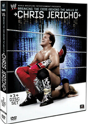 WWE: Breaking The Code - Behind The Walls Of Chris Jericho DVD (2010) Chris • 4.11£