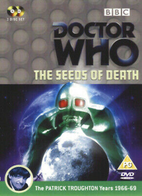 Doctor Who: The Seeds Of Death DVD (2003) Patrick Troughton, Ferguson (DIR) • 4.22£
