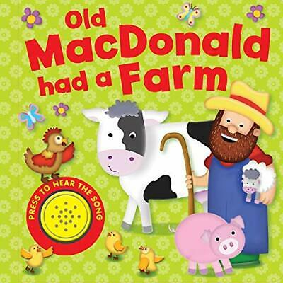 £4.49 • Buy Old MacDonald Had A Farm (Song Sounds - Igloo Books Ltd) By Igloo Books Book The