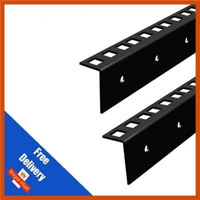 19 INCH RACK STRIP - FLIGHT CASES - ALL SIZES - SOLD IN PAIRS | 2 X  • 9.80£