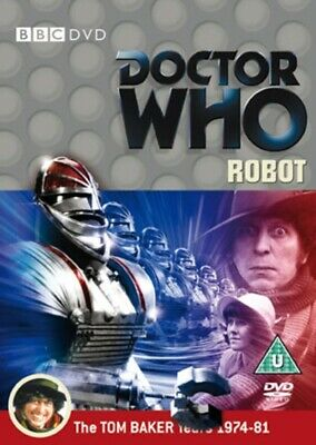 Doctor Who: Robot DVD (2007) Tom Baker, Barry (DIR) Cert U Fast And FREE P & P • 3.81£