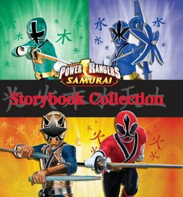 £6.49 • Buy Power Rangers Storybook Collection By Saban Book The Cheap Fast Free Post