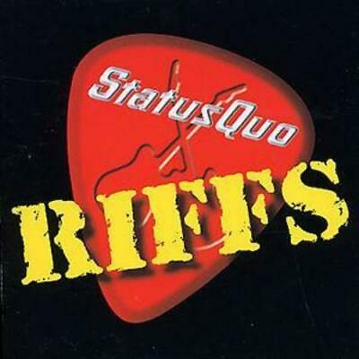 £3.17 • Buy Status Quo : Riffs [includes Dvd] CD 2 Discs (2003) Expertly Refurbished Product