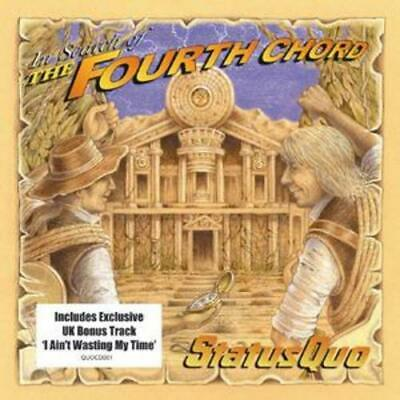 £2.49 • Buy Status Quo : In Search Of The Fourth Chord CD (2007) FREE Shipping, Save £s