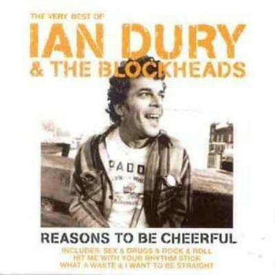 Ian Dury And The Blockheads : Reasons To Be Cheerful: The Very Best Of CD • 2.47£