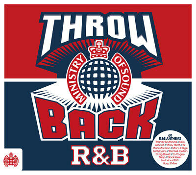 £2.71 • Buy Various Artists : Throwback R&B CD 3 Discs (2015) Expertly Refurbished Product