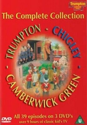£16.74 • Buy Camberwick Green: Complete Collection (Box Set) DVD (2002) Cert U Amazing Value