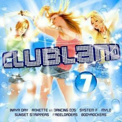 £2.42 • Buy Various Artists : Clubland 7 CD 2 Discs (2005) Expertly Refurbished Product