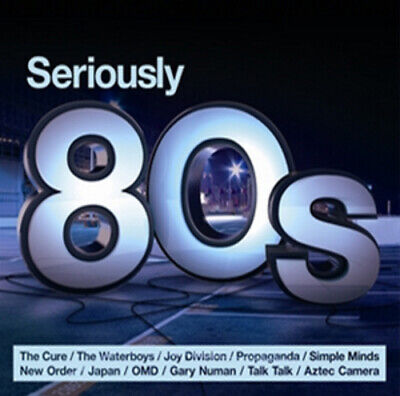 £2.88 • Buy Various Artists : Seriously 80s CD 3 Discs (2012) Expertly Refurbished Product